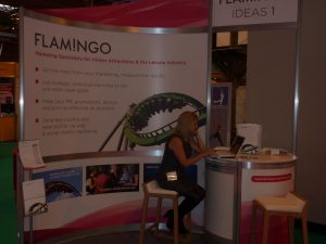Exhibition-stand-300x225 Flamingo on the Road!
