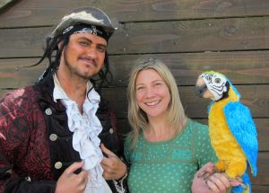 Buccaneer-Bay-Pirate-and-Nikki-Smith-300x215 Flamingo acquires Buccaneer Bay!